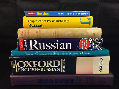 6 Best Books to Improve Your Russian Grammar With