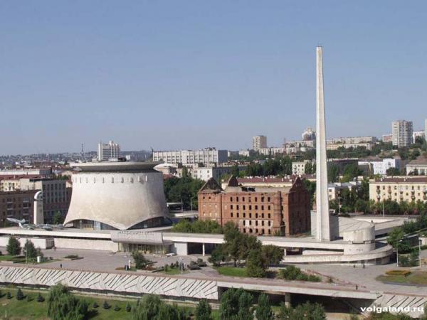 volgograd panoramic museum