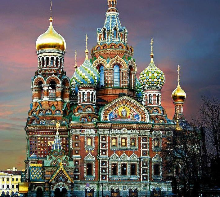 Religious Symbols That Should be Visited in Petersburg