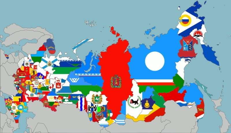 Quick Map History Lesson: What Makes Russia So Big?