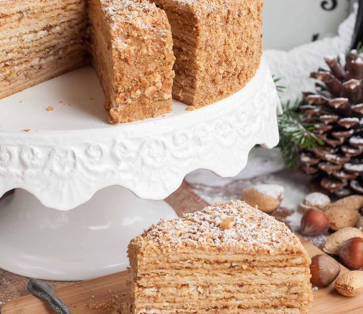Why Is Russian Honey Cake Layered?