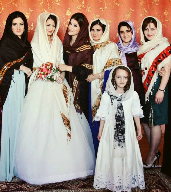Get to Know Marriage Rituals of Moslem In Russia