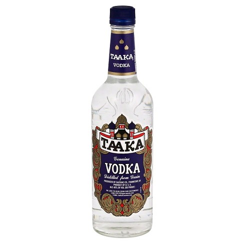 Taaka Vodka; a Kind of Smooth and Exclusive American Vodka