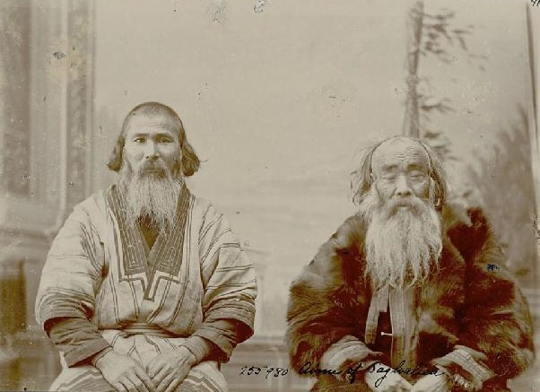 Is Ainu a Part of Russian People?