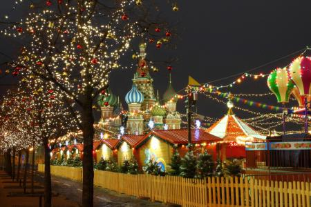 Russian Christmas Celebration; what makes it Special?