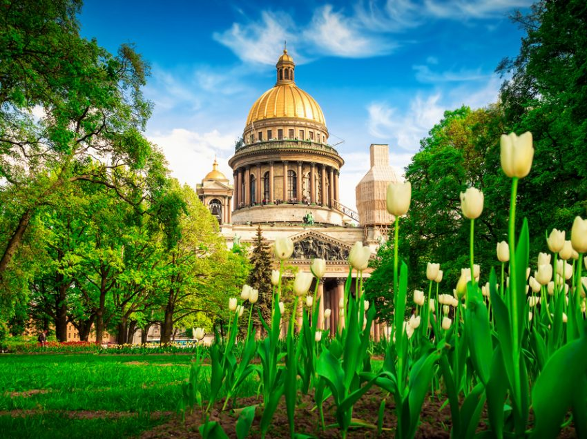 5 Reasons Why You Have to Get Your Russian Holiday during the Spring